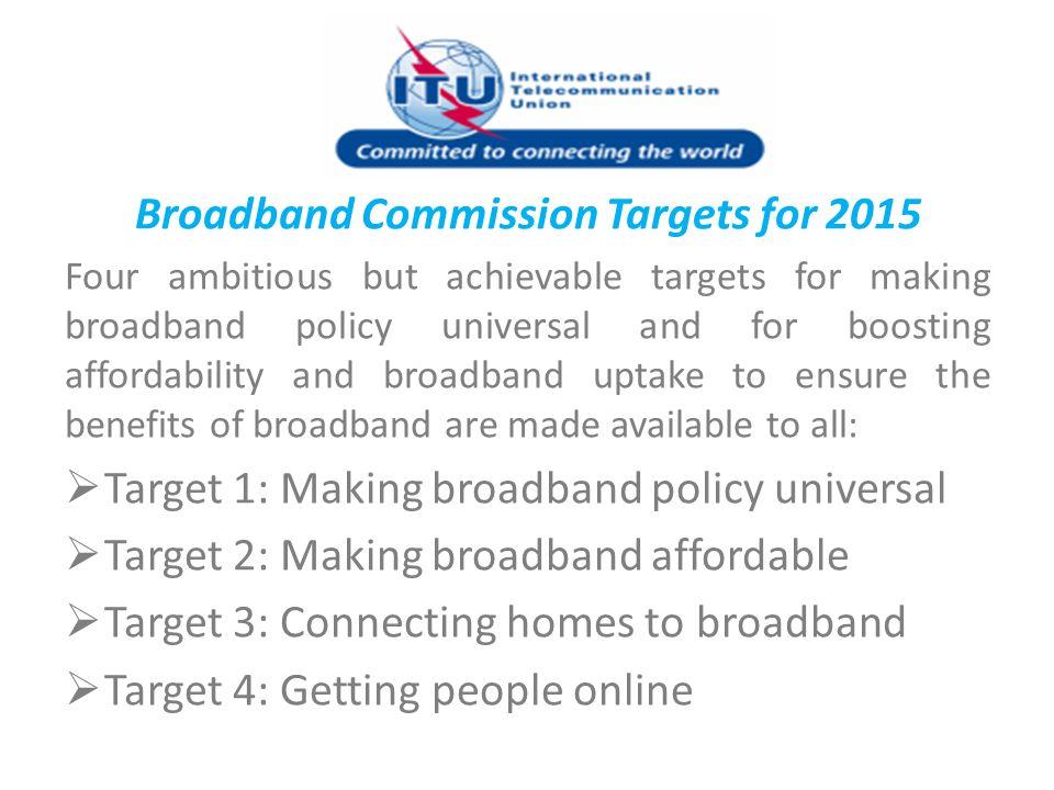 BTD- ARO programs in the Arab States  Cybersecurity  Broadband.