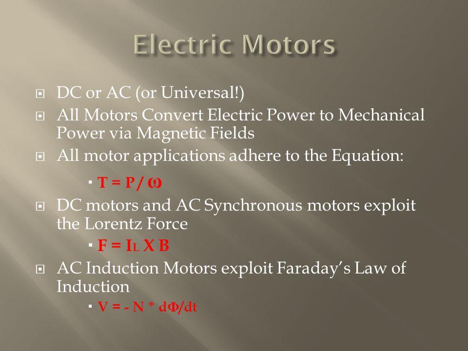  Mechanically: