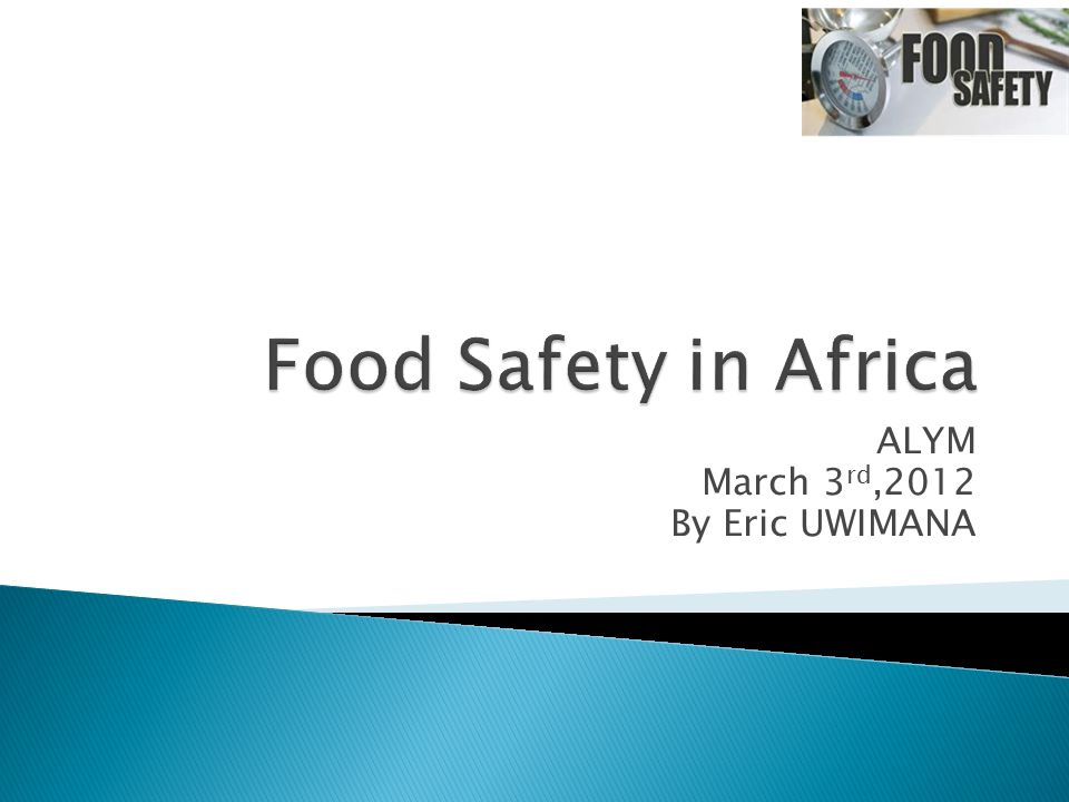  Food safety - assurance that food will not cause harm to the consumer when it is prepared and/or eaten according to its intended use.