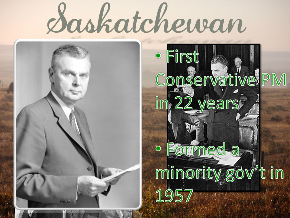 Background Diefenbaker – first conservative prime minister in 22 years in 1957 election  Minority government Leading in the polls + Liberals holding leadership convention therefore..