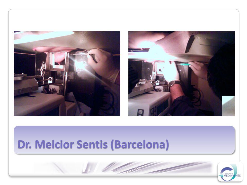 Dr. Melcior Sentis (Barcelona)