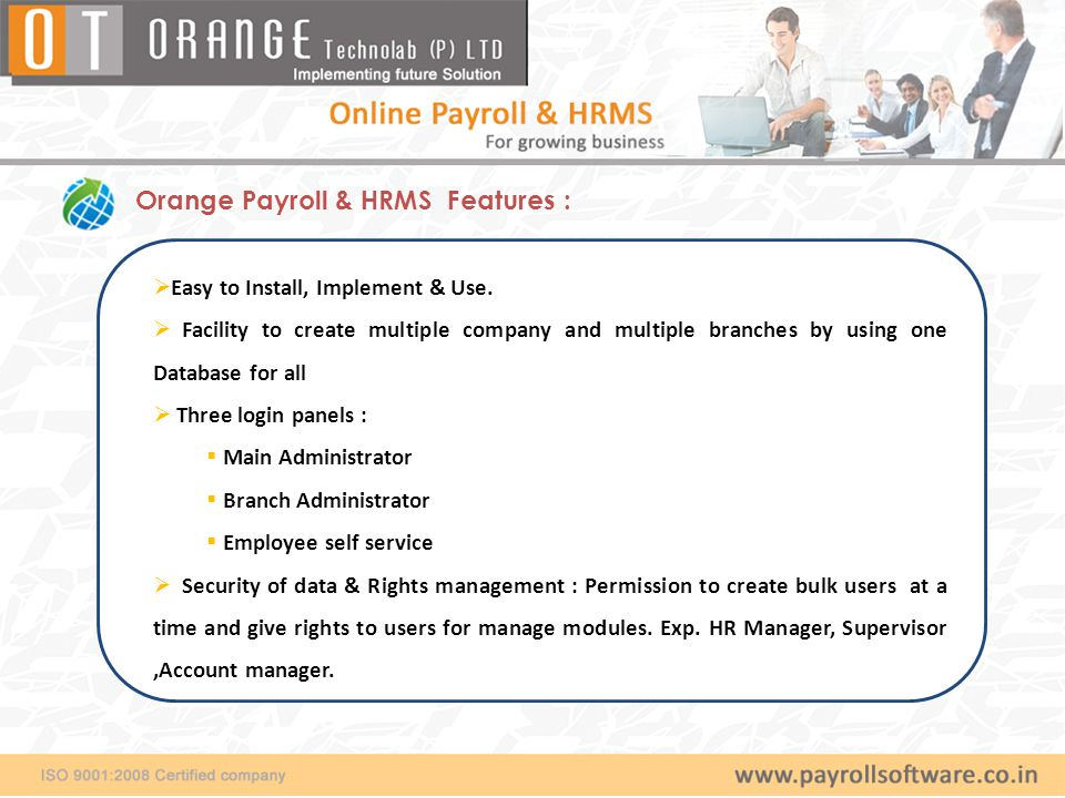 Leave Cancellation Approval Manager Level Employee can view the Leave Cancellation approval in Payroll.