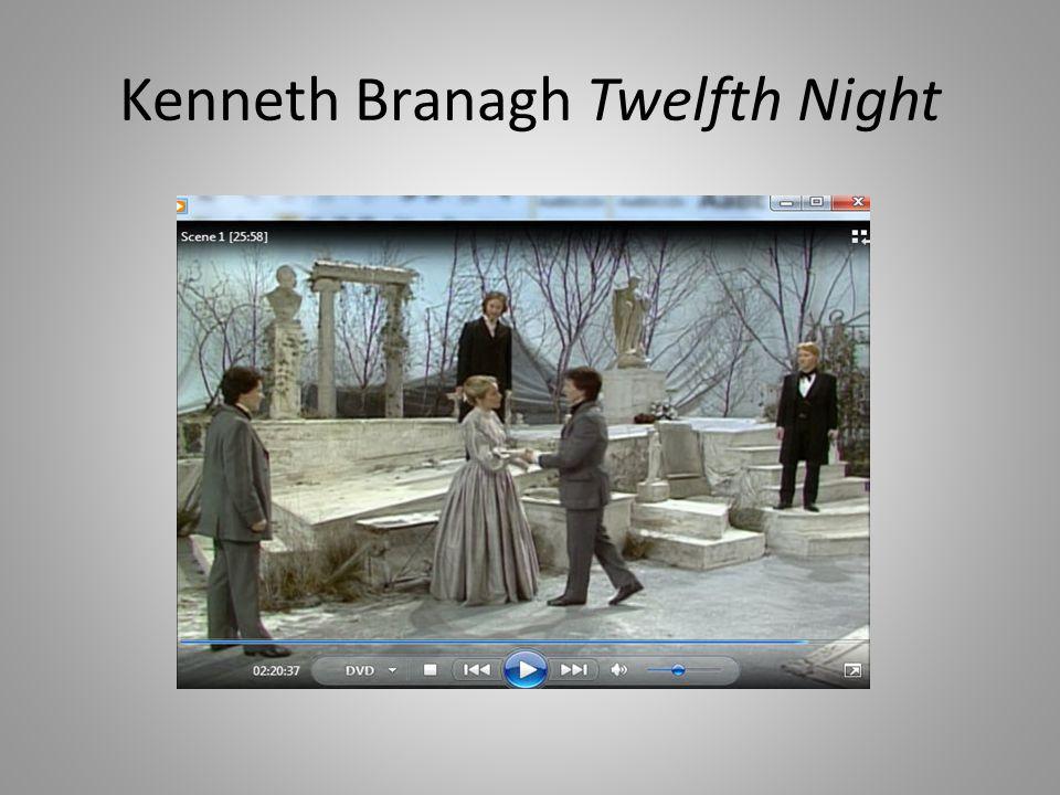 Kenneth Branagh Twelfth Night