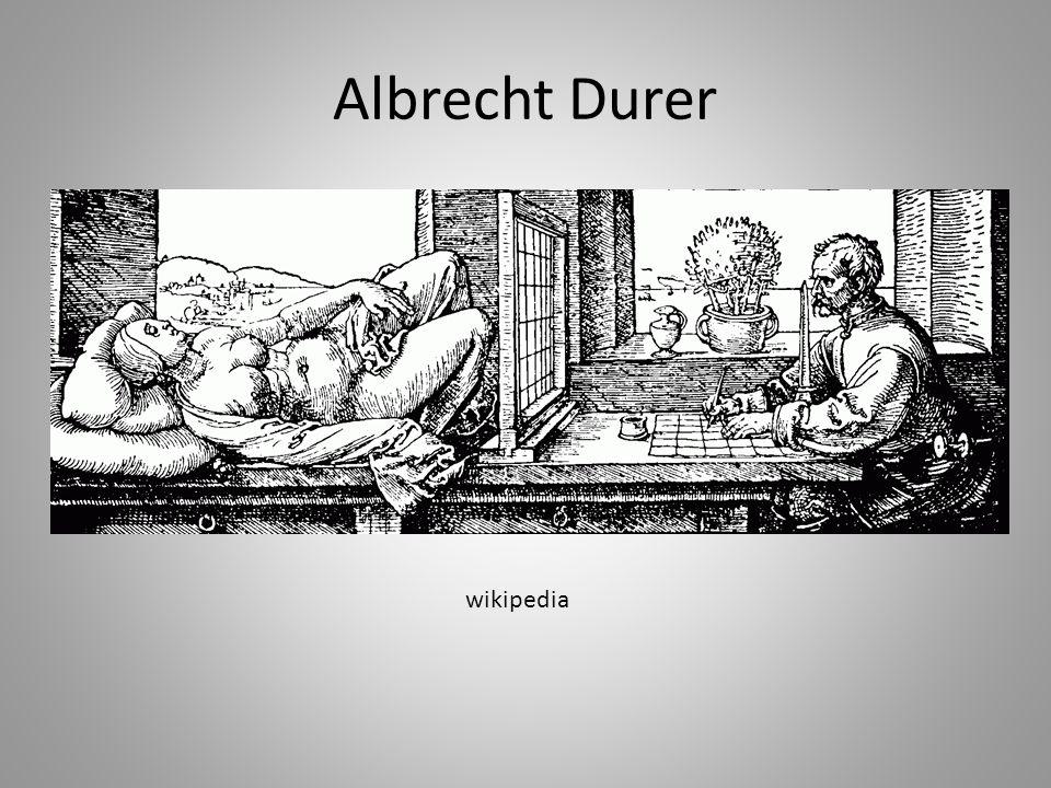 Albrecht Durer wikipedia