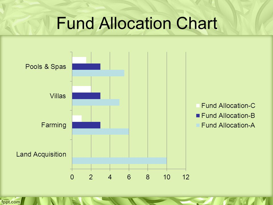 Fund Allocation Chart