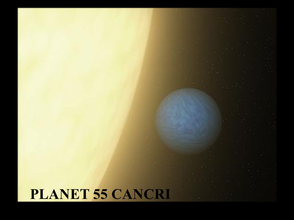 PLANET 55 CANCRI