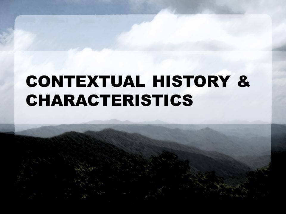History of Appalachia First inhabitants – Iroquois Confederacy and the Shawnee to north – Chickasaw, Cherokee, Choctaw and Creek tribes to south Majority of Early Pioneers – Scotch-Irish and German descent – Settled in isolated mountains to separate from coastal immigrants