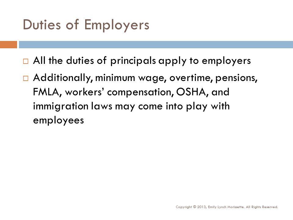 Fair Labor Standards Act  Is an employee exempt or not from the Fair Labor Standards Act.