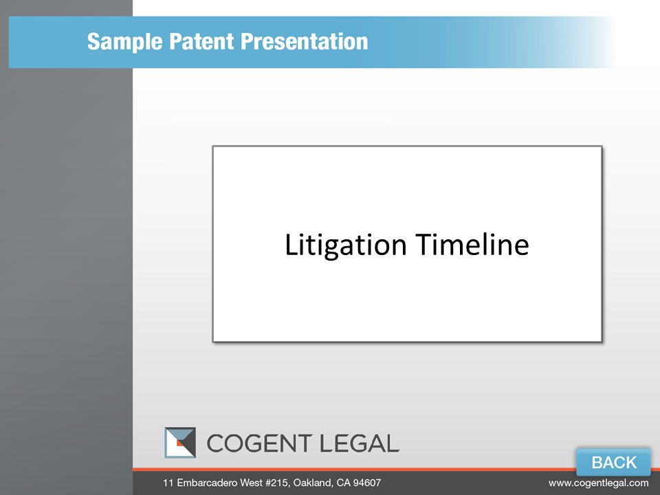 4 Litigation Timeline 4