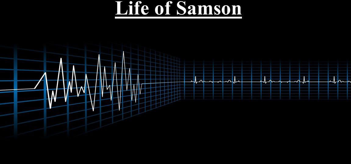 Life of Samson