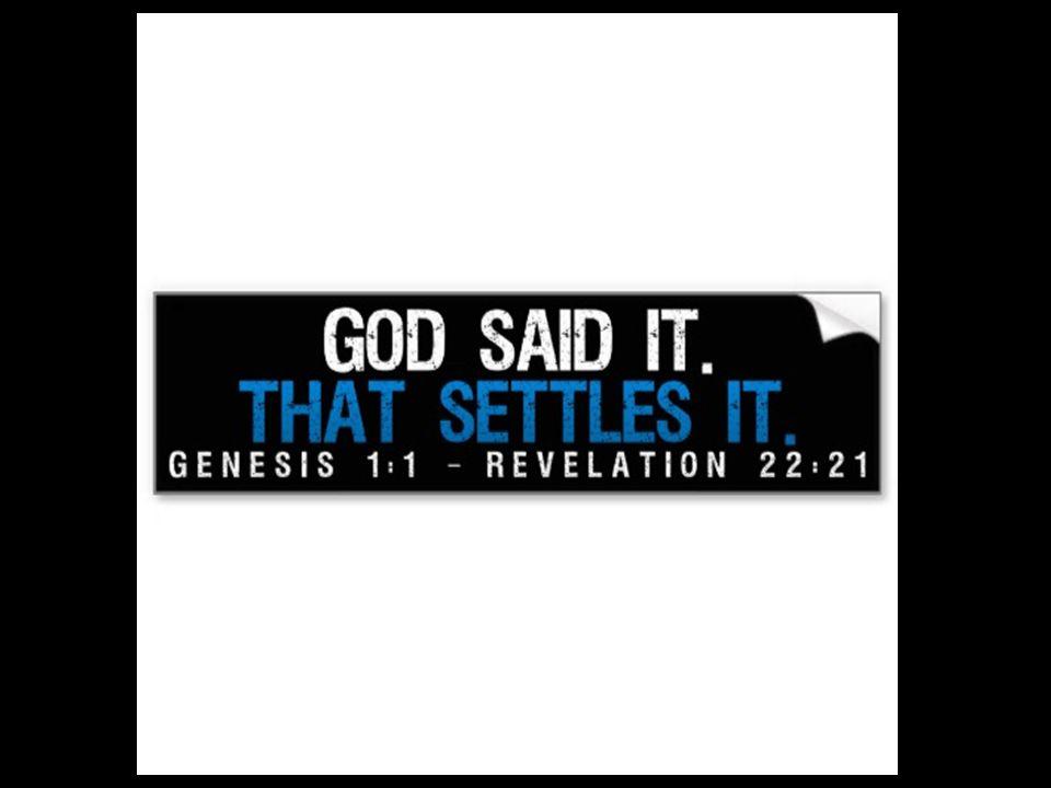 Joh 17:17 Sanctify them through thy truth: thy word is truth.