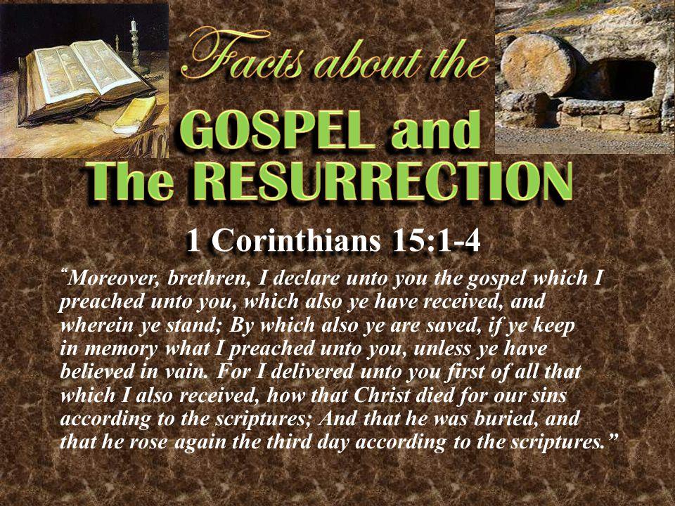Lk.24:46-47; 2 Cor. 4:14; Jn. 11:25 Rom. 4:25; Rom.