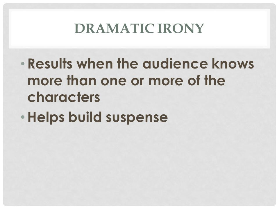 SOLILOQUY Is a speech given by a character alone on stage, used to reveal his or her private thoughts and feelings May help the audience understand a character's motivation