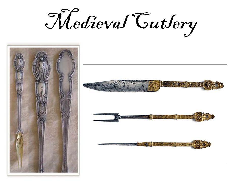Medieval Cutlery