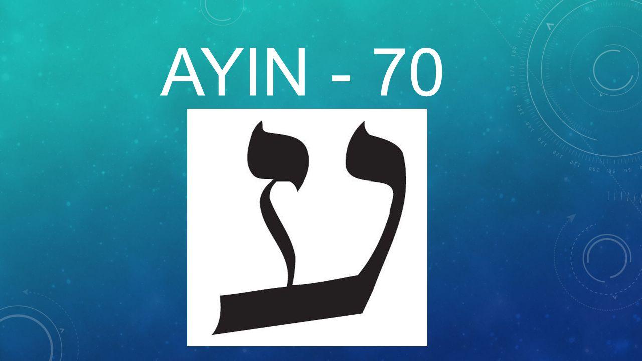 AYIN - 70
