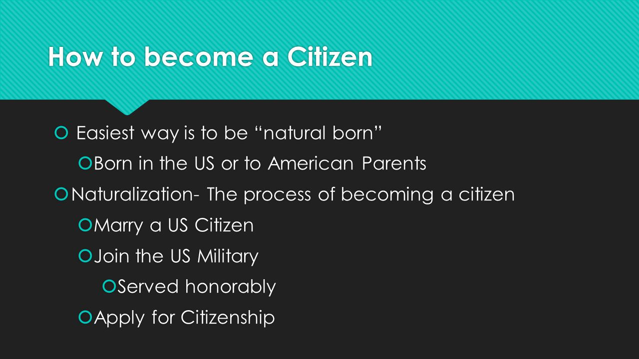 "Citizen  ""A person who legally belongs to a country and has the rights and protections of that country"""