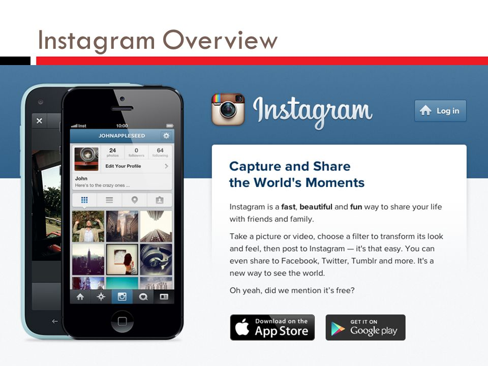 Instagram Overview