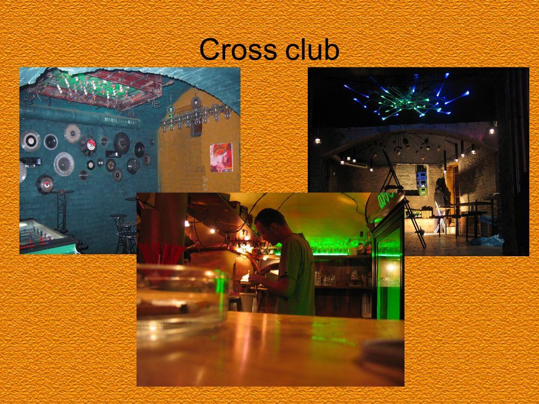 Cross club