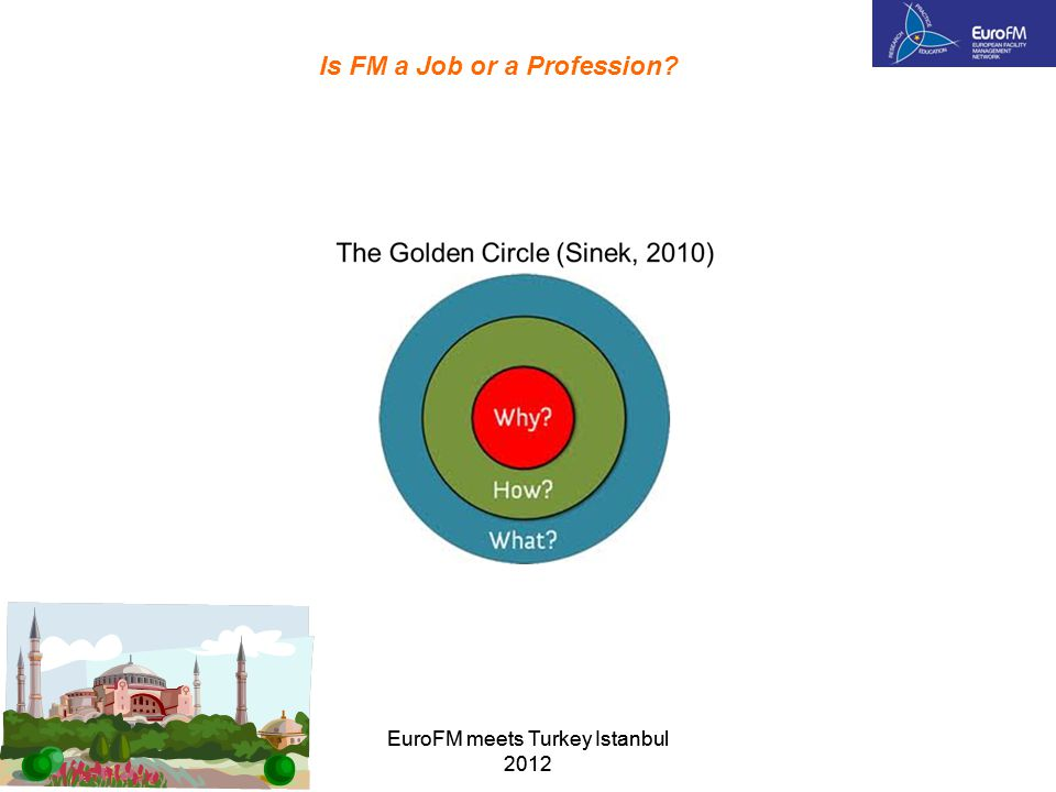 EuroFM meets Turkey Istanbul 2012 Is FM a Job or a Profession?