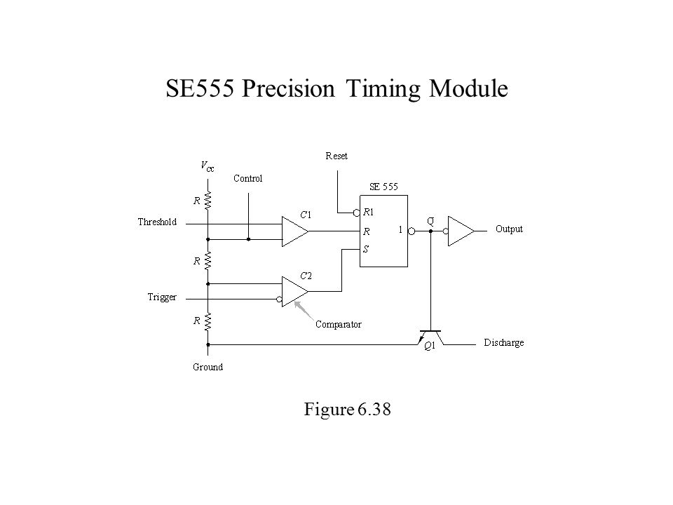 SE555 Precision Timing Module Figure 6.38