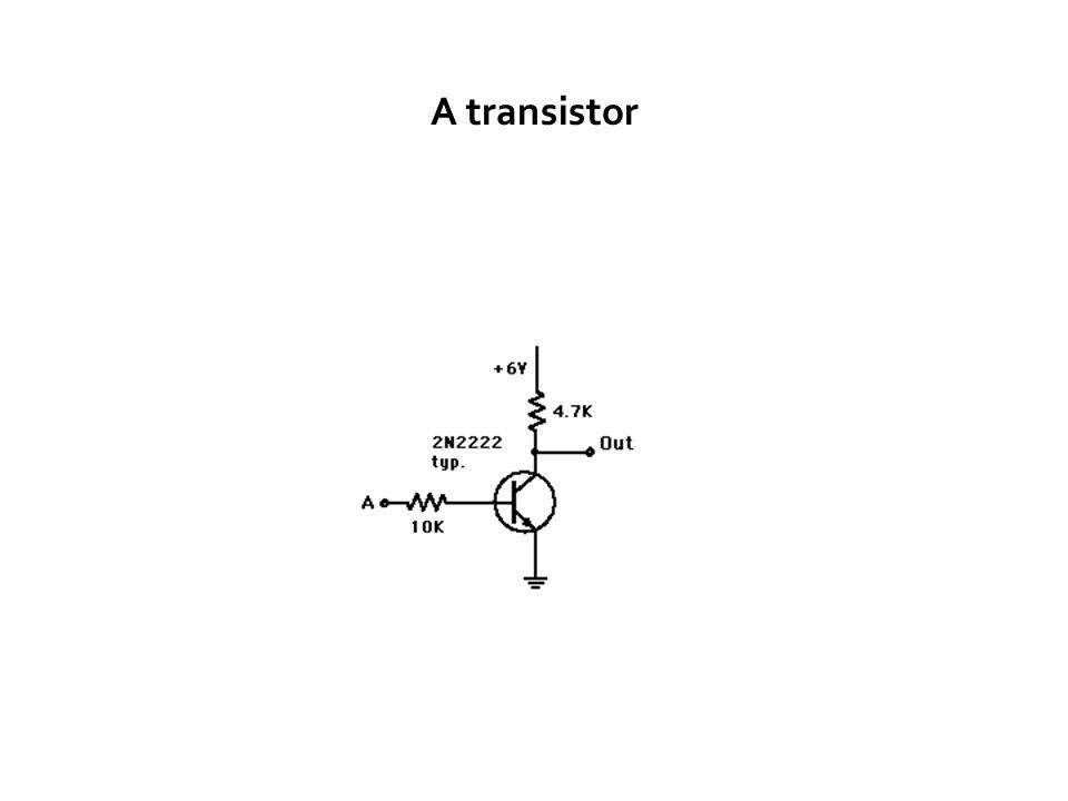 A transistor