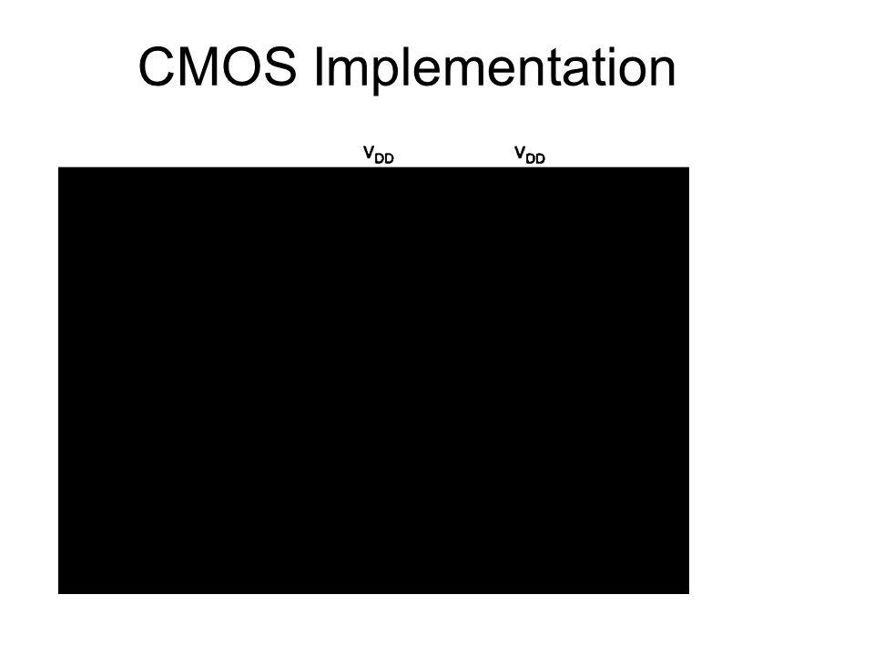 CMOS Implementation