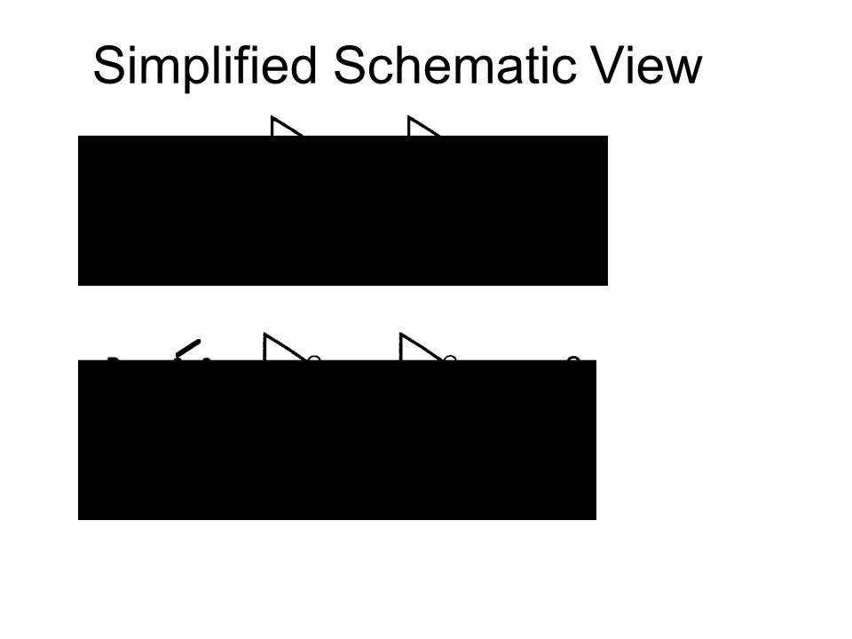 Simplified Schematic View