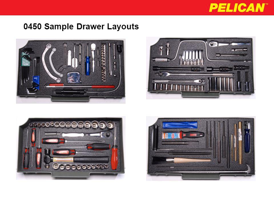 0450 Sample Drawer Layouts