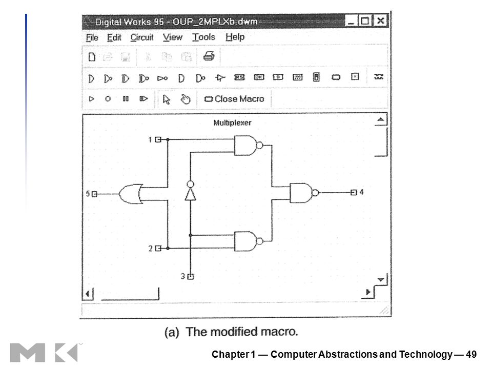 Chapter 1 — Computer Abstractions and Technology — 49