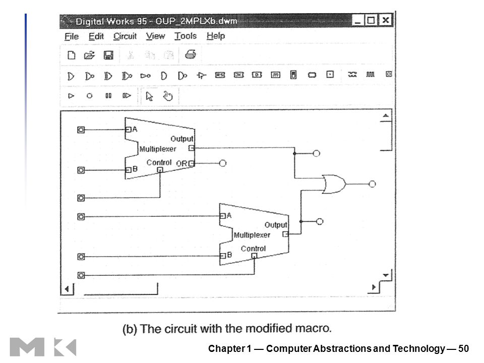 Chapter 1 — Computer Abstractions and Technology — 50