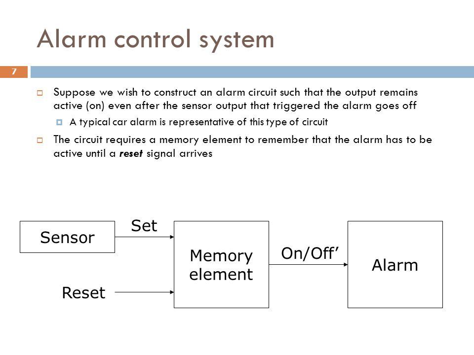 Four-bit counter (D flip-flops) Q0Q0 Q1Q1 Q2Q2 Q3Q3 Carry output 48