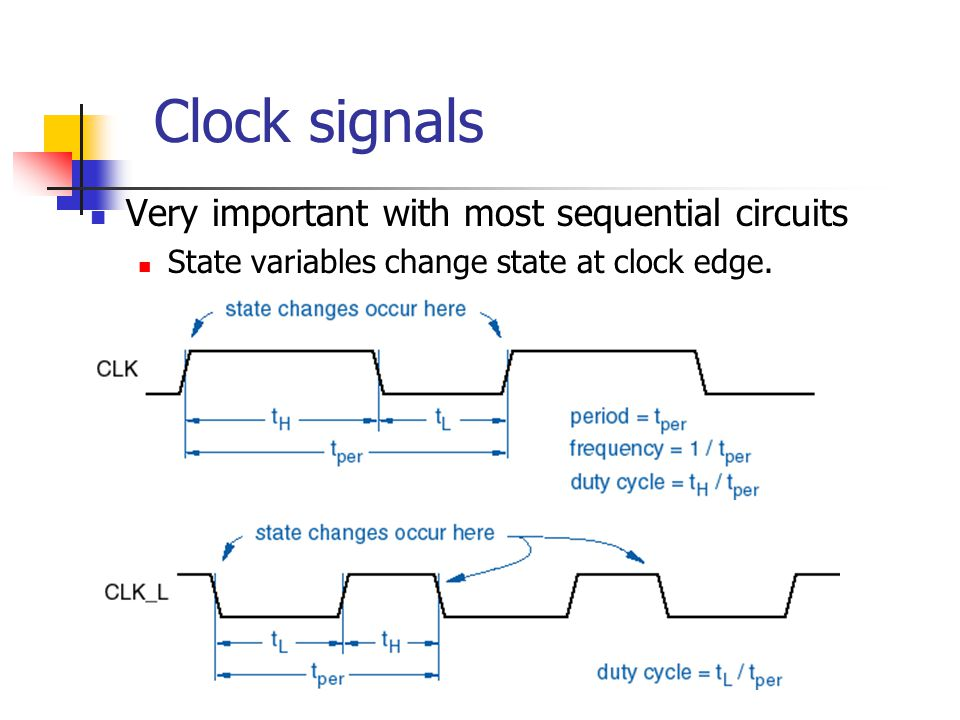 S-R latch timing parameters Propagation delay Minimum pulse width