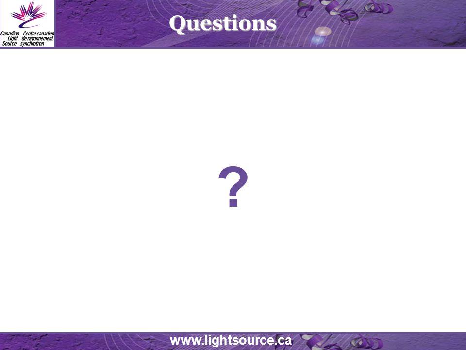 www.lightsource.ca Questions ?