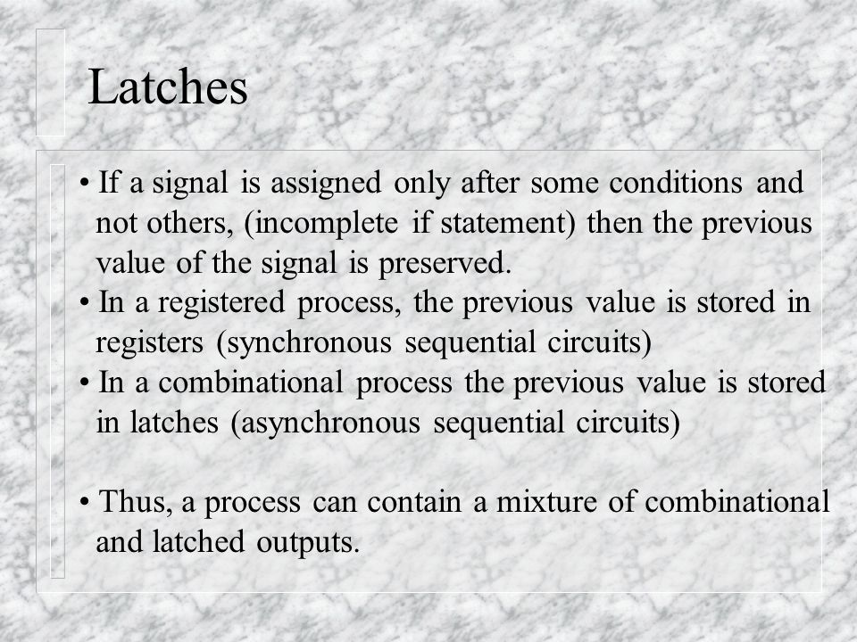 Case statement when part: choices and branches each branches can contain any number of statements case statement must cover every possible value of the type or subtype of the condition.
