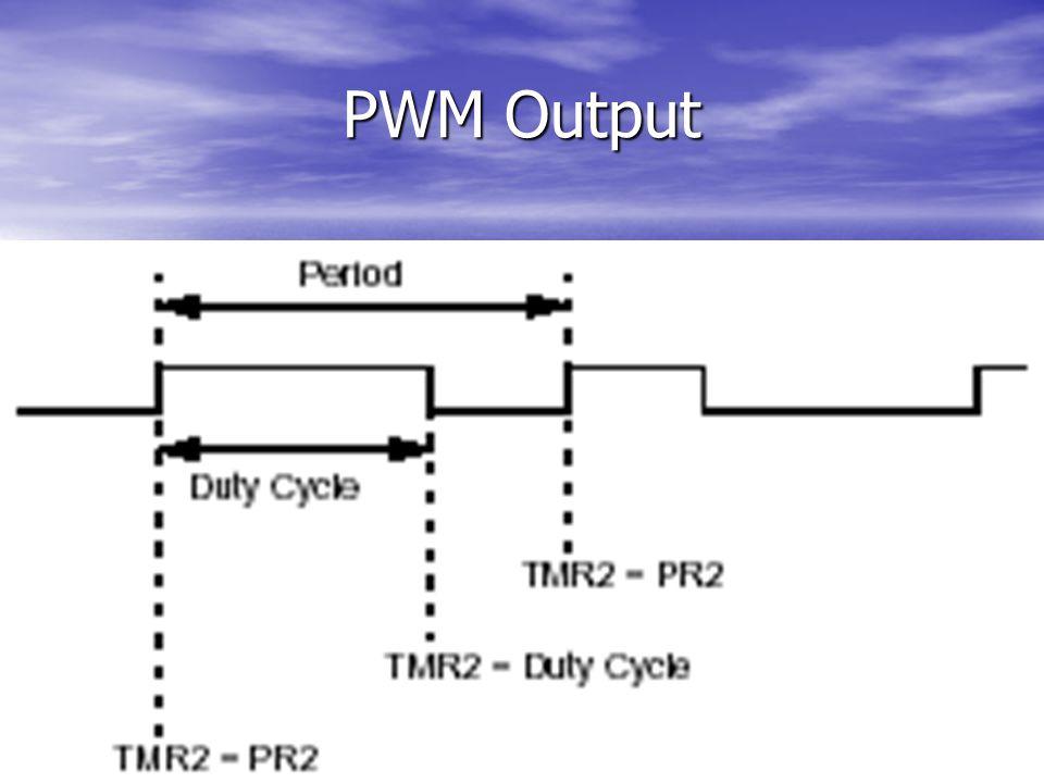 PWM Output