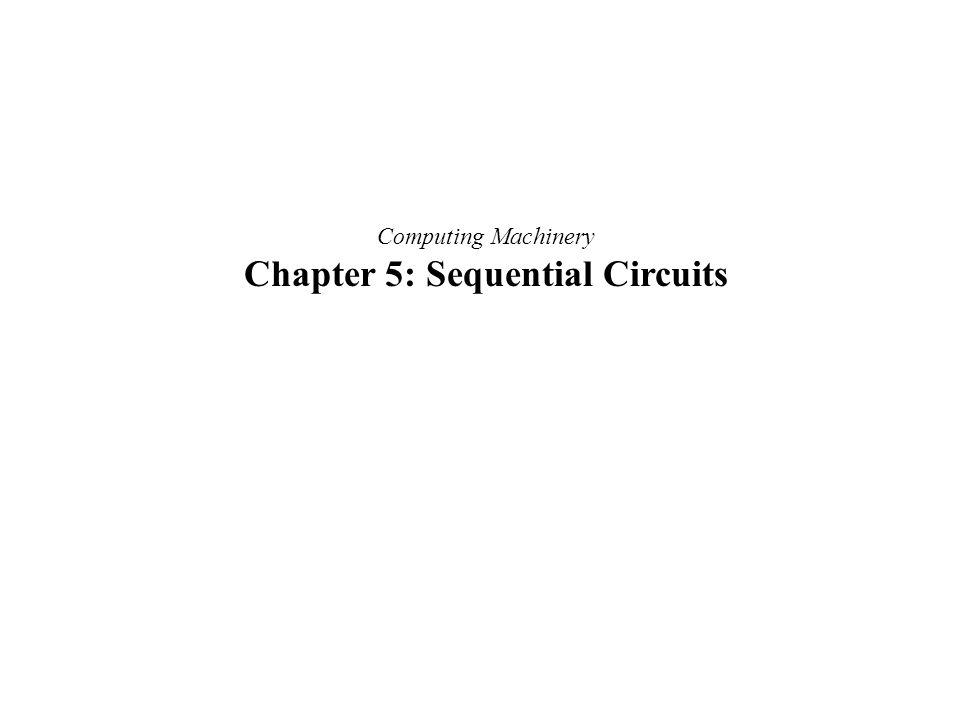 Generic Sequential Circuit