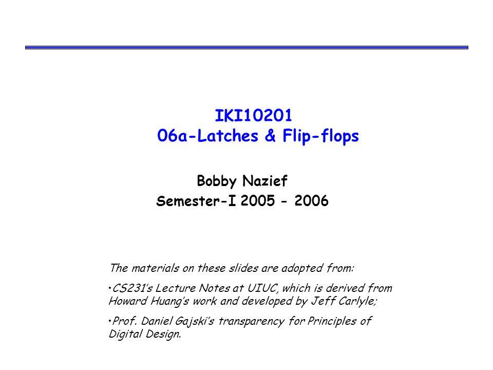 2 Road Map Boolean Algebra Logic Gates & Flip-flops Register-Transfer Design Finite-State Machines Binary Systems & Data Represent.