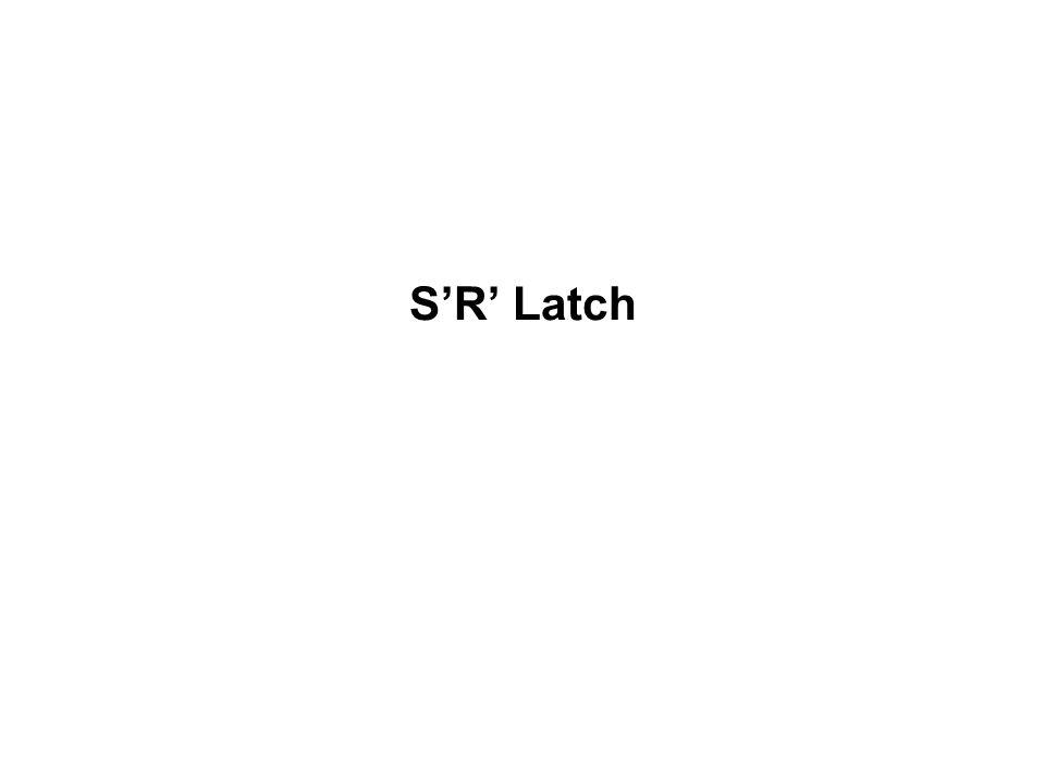 S'R' Latch