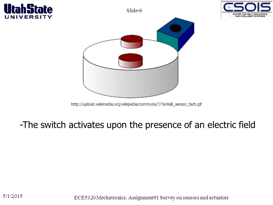 5/1/2015 ECE5320 Mechatronics.