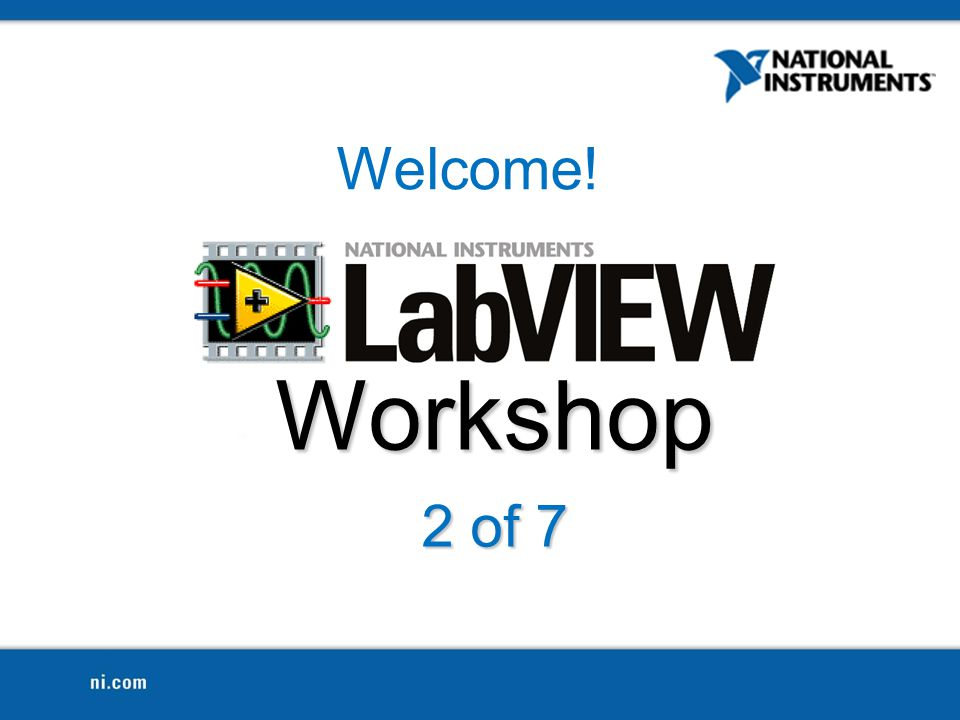 Review Question 1 True or False? It is possible to add non-VI files to a LabVIEW Project. TRUE