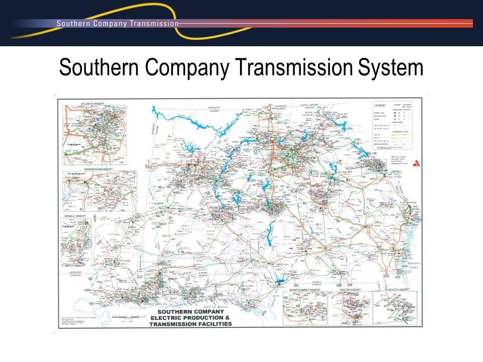 Southern Company Transmission System