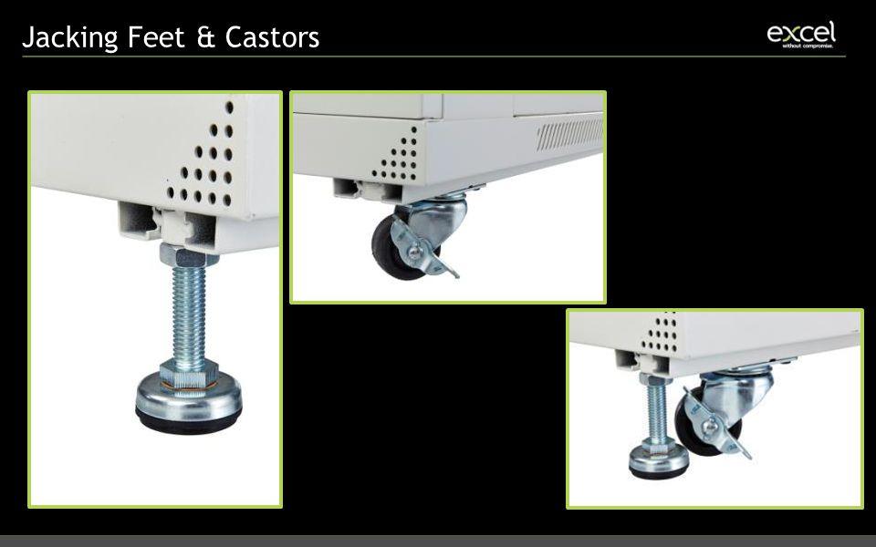 Jacking Feet & Castors