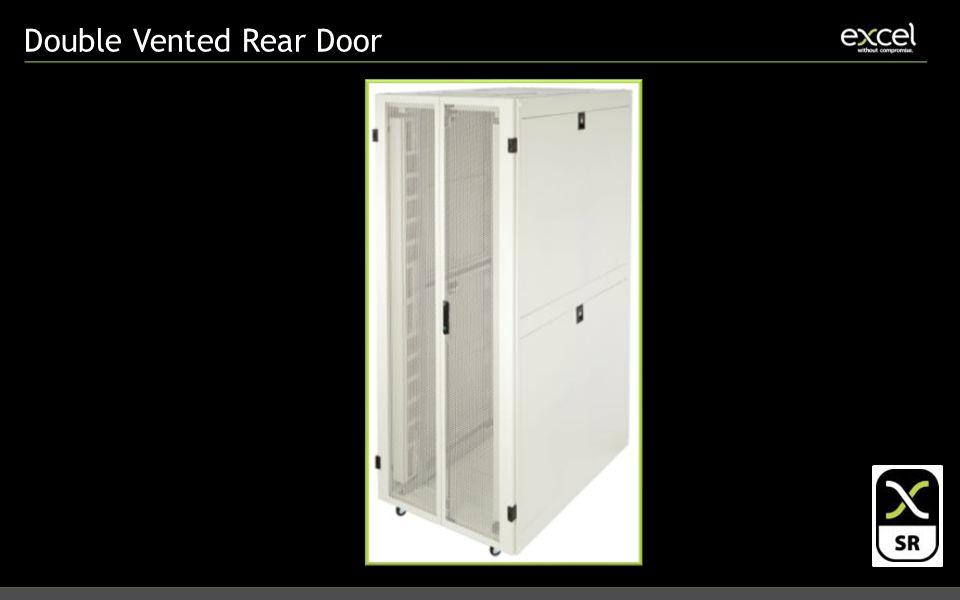Double Vented Rear Door