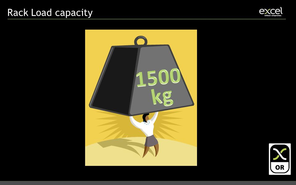Rack Load capacity