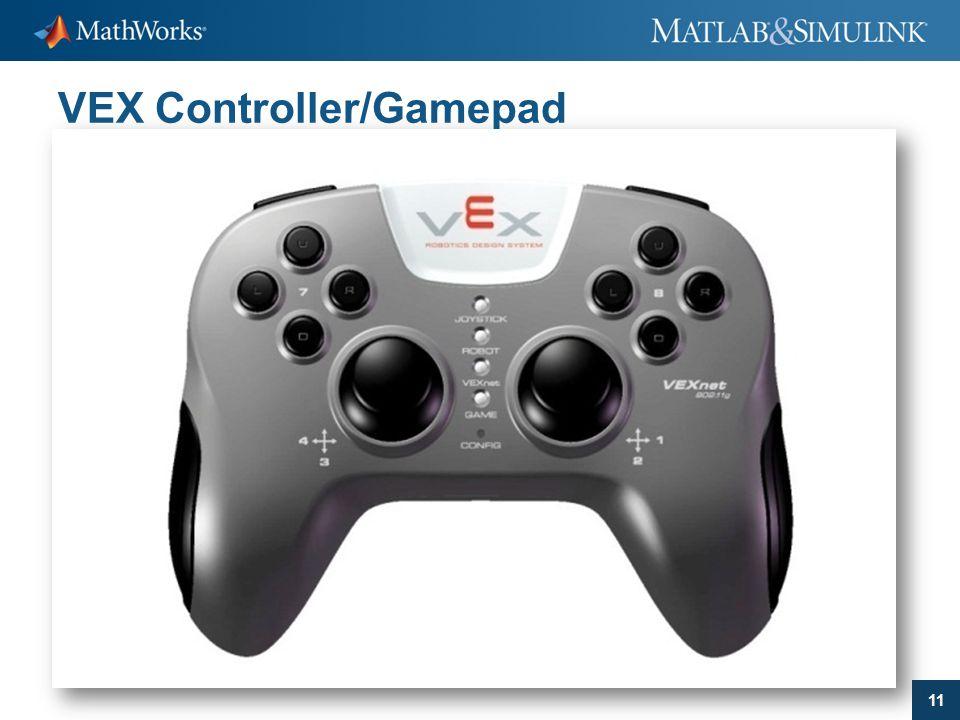 11 VEX Controller/Gamepad