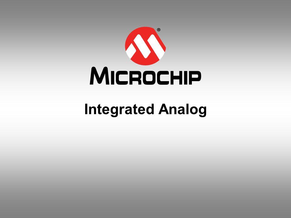 Integrated Analog