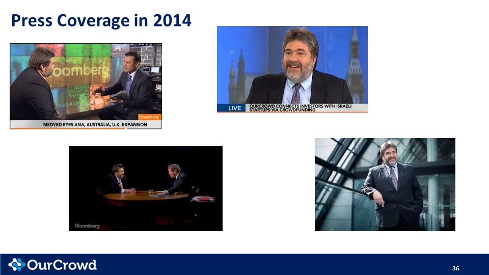 36 Press Coverage in 2014