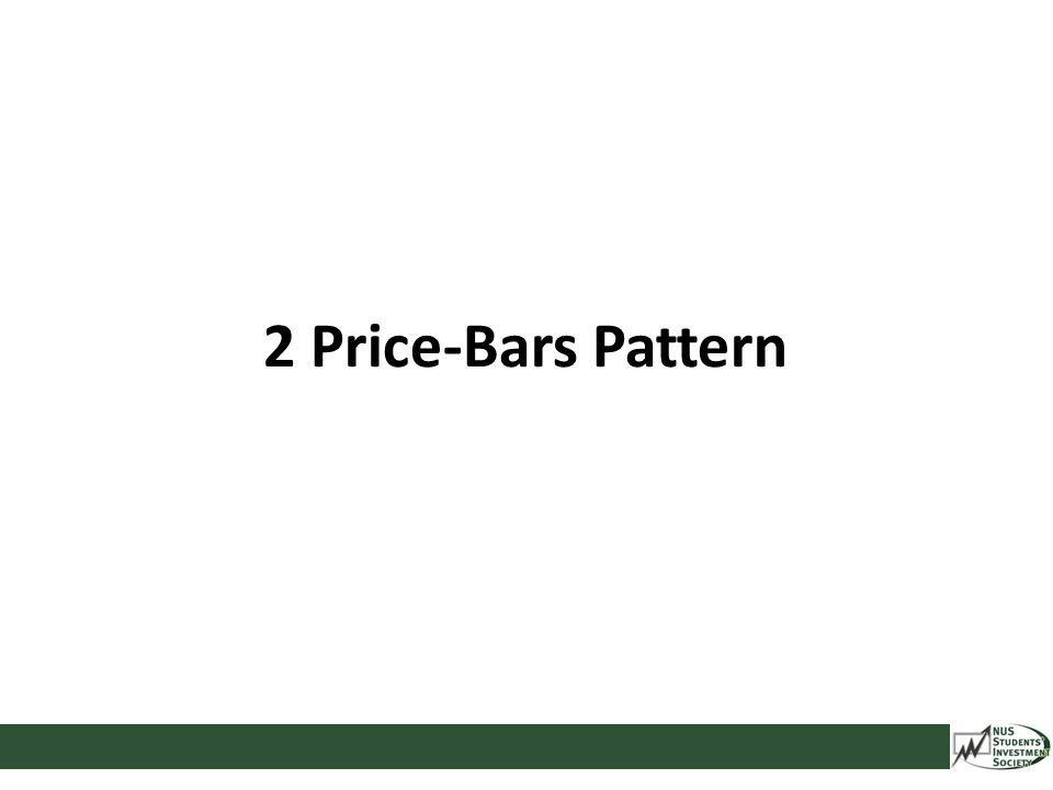 2 Price-Bars Pattern