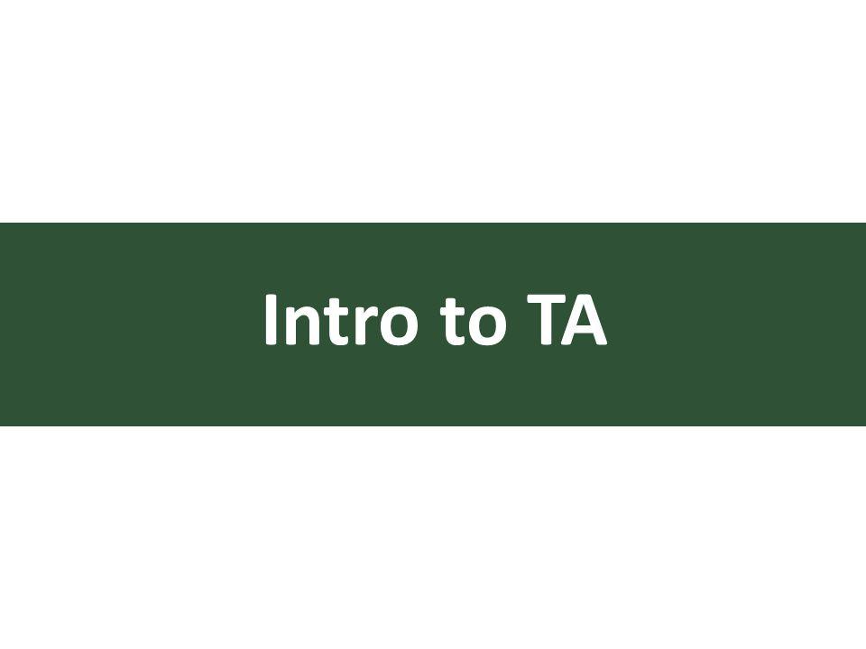 Intro to TA