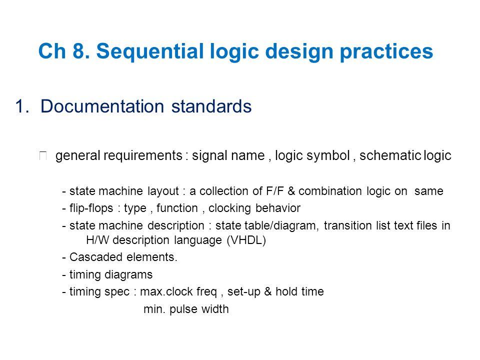 8.9.3 Reliable Synchronizer Design